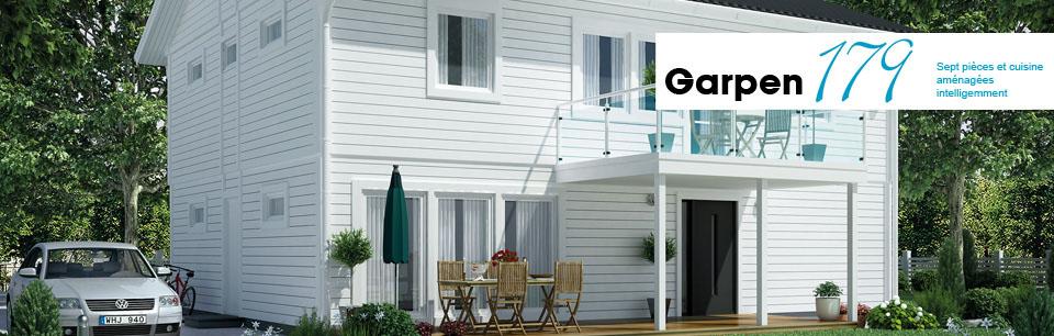 Votre maison ossature bois basse energie su doise hej - Maison suedoise en kit ...