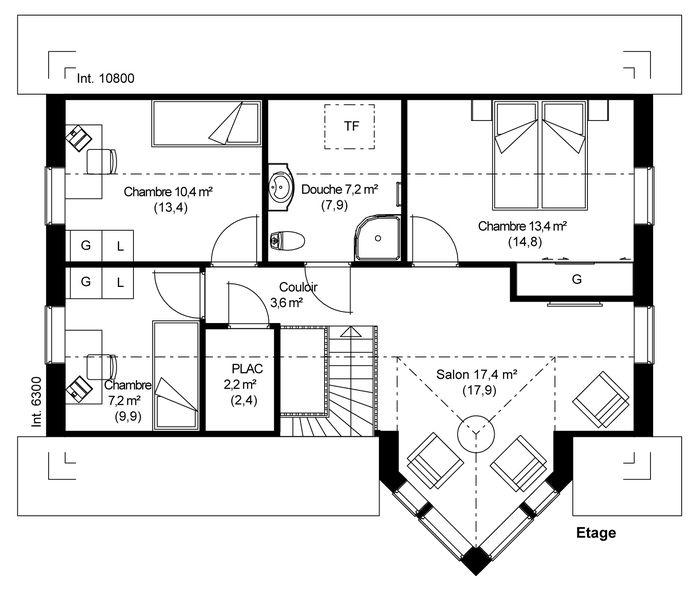 Catalogue maison bois nous vous proposons en notre for 3 suisses maison