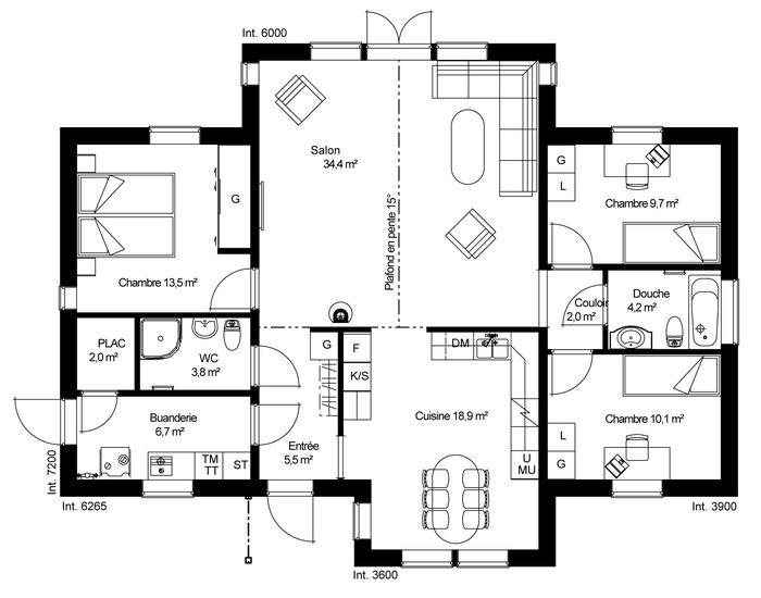 Plan Buanderie buanderie plan – design à la maison